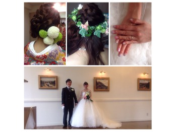 PP WEDDING♪