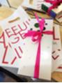 お客様からクリスマスプレゼント☆