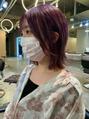 イトシテお客様snap【秋のおすすめカラー2】Before/After : )