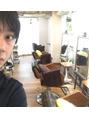 10/21(土)sarah hair 銀座 ベルジュバンス