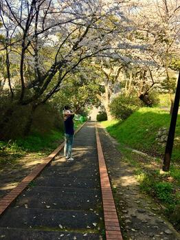 動植物園☆なが~い階段!_20180430_1