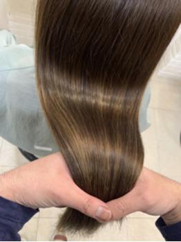 【口コミ★5】髪質改善オージュア&髪質改善ストレート_20201114_4