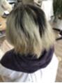 ブリーチ毛にもパーマかけれるようになりました!