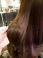 ラッドヘアー(LAD HAIR)【血色感アップ】こっくり冬カラーが可愛い♪