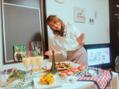 田村彩恵 ☆ 美容師の休日。Paris Party