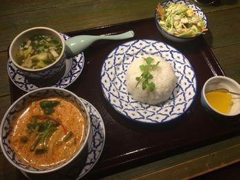 タイ料理!_20180510_2