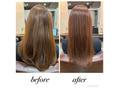 セブン ヘア ワークス(Seven Hair Works)【ディアーズ春日井店】髪質改善エステの実例です。