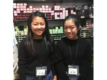 中学生美容師がボブへ来た!_20161201_1
