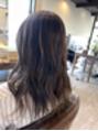 スピンヘアー 亀岡店(Spin hair)極細ハイライトカラー♪