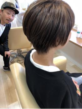 ショートヘア!_20190509_1