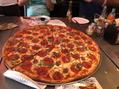 Big pizza