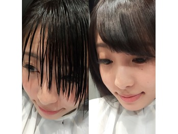 ★髪質改善通信197・冨張愛さんの前髪カットの秘密★_20160224_1