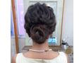 ゆるめアップ!hair set♪