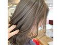 【山岡未夢】徐々に明るめなヘアカラー も人気♪