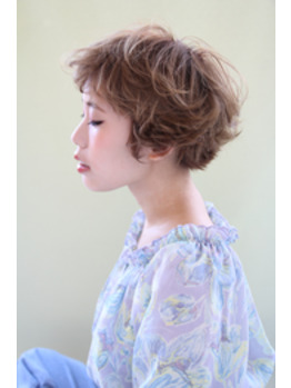 ショートヘアのスタイリングは!_20180112_2