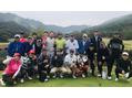 日本一難しいコースでゴルフを楽しんできました~v!