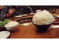 肉と米と友と
