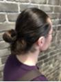 髪を結わくときのひと手間