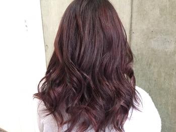 【red hair】インナーカラー★_20170116_1