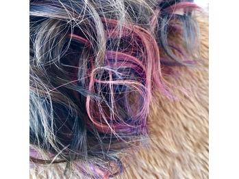 インナーカラー【青紫ピンク】_20180315_1