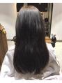 【novem by cirrus】髪に変化を、、〃