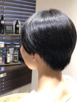 愛せれ☆ショートヘア☆_20181109_1