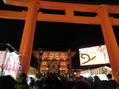 初詣は京都へ
