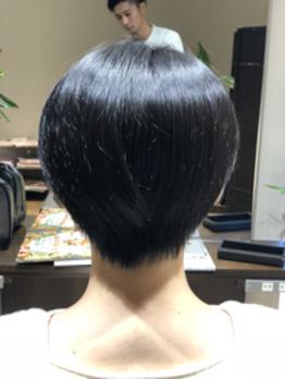 愛せれ☆ショートヘア☆_20181109_2