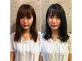 【DAMIA梅澤】明るい印象へ髪型でつくる!