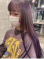 ☆ミキヤ☆寒色☆ラベンダー☆