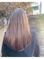 春に向けてのツヤ髪期間!