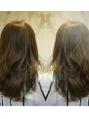 ヘアー ポッシュ(Hair POSH)春の日差しに映える柔らかシアーカラー♪