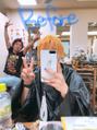 【草加】ファイバープレックスでハイトーンカラー★!