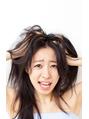 うつ病、ストレスと髪の関係