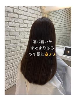 12月は最後に髪をツヤツヤに♪/内田_20201216_3