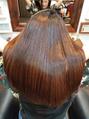 ヘア デザイン クリニック アンテナ(hair design clinic ANTENNA)どんどん綺麗になってます♪