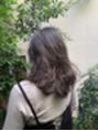 oguma hair /ルーズレイヤーロング/ダークグレージュ