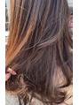 ユーアールデルタ(UR DELTA)目を慣らしながら髪を育成中!