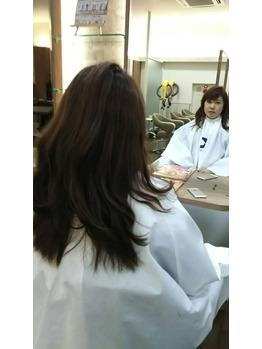 タテちゃんの髪!! Ondine三軒茶屋_20151216_1