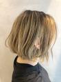 【オギノの髪ログ】春