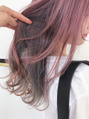 ◎ pink×blue