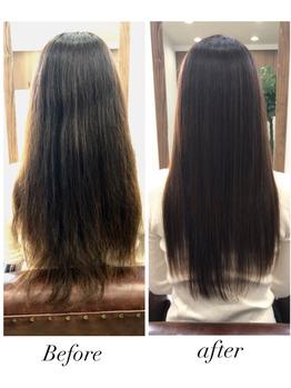 髪質改善♪(カットなし)_20191001_1