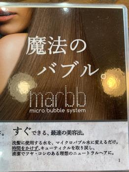 マイクロバブル〈マーブ〉の頭皮、髪クレンジング_20210109_1