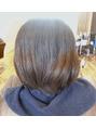 髪質改善チューニング♪
