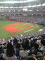 野球観戦IN京セラ