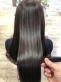 シャンティの髪質改善トリートメント