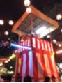 ご近所の秋津神社のお祭り(^^)