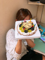 birthday girl♪