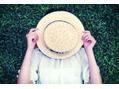 帽子の跡について3
