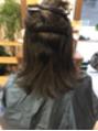 グラシア ヘア(gracia hair)縮毛矯正のボブでも自然な仕上がり